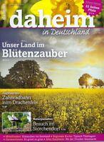 """Magazin """"daheim - in Deutschland"""",  April - Mai 2015"""