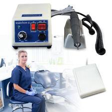 Dental Lab Electric Micromotor Motor Handpiece For Polishing Grinding 35000rpm