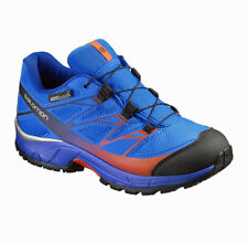 Childrens Shoes Running Trainers Salomon Wings Cswp J, Size 35, 0887850986704