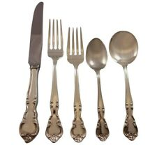 American Classic by Easterling Sterling Silver Flatware Set 12 Service 67 pcs