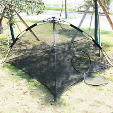 Portable Pet Dog Puppy Cat Happy Habitat Playpen Indoor Outdoor Patio Mesh Tent