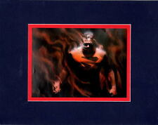 KINGDOM COME #4 COVER PRINT PROFESSIONALLY MATTED Alex Ross art Superman