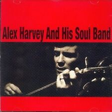 "Alex Harvey: ""And His Soul Band"" (CD Reissue)"