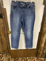 inc Denim Women's Straight Leg Regular Fit Jeans Sz 10
