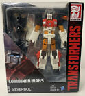 NIB Hasbro Transformers Generations Combiner Wars Voyager Silverbolt Figure