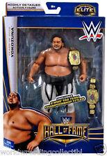 New WWE Mattel Elite Series Hall of Fame Yokozuna Action Figures TAG BELTS