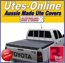 Toyota Hilux SR J-Deck Ute Tonneau Cover April 2005 to 2015