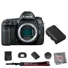Canon EOS 5D Mark IV Dslr Cuerpo De Cámara Con Batería Extra