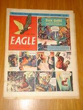 EAGLE VOL 3 #14 1952 JULY 11TH BRITISH WEEKLY DAN DARE