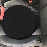 Swivel Seat Cushion for Car for Elderly, 360° Rotation  Portable Memory FoamS3X2