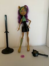 Monster High Dolls - Clawdeen Wolf Third 3rd Wave Howleen Wolf sister