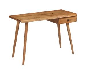 Mid Century Writing Desk Vintage Modern Furniture Scandinavian Computer Table