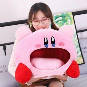 Kirby Siesta Plüsch Schlaf Kissen Zehen Box Spielzeug Haustier Bett Geschenk