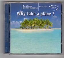 (GY91) Why Take A Plane?, 13 tracks various artists - 2001 CD