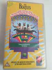 VHS  THE BEATLES (MAGICAL MYSTERY TOUR ...) ( coleccionistas )