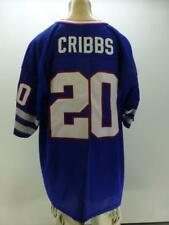 Mitchell & Ness 1980 Throwback #20 Joe Cribbs Buffalo BIlls Jersey sz 56 2XL