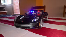 MX8 8-output lighkit for diecast cop cars suitable for 1/43 1/24 1/18 scales