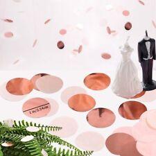 6000pcs Confetti Round Biodegradable Kids Party Wedding Throwing Decor