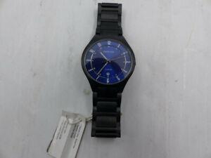 BERING TITAN ULTRA SLIM BLUE AND BLACK 11739-727
