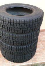 2 gomme termiche Michelin e 2 gomme termiche Safari 205/70 R 15, seminuove