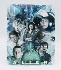 ALIEN - Glossy Fridge / Bluray Steelbook Magnet Cover (NOT LENTICULAR)