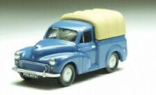 Classix EM76632 Morris Minor Van Pick-Up Blue- Rear Cover 1/76 New Boxed  -T48