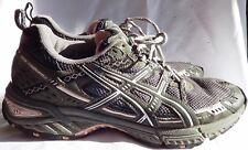 ASICS GEL Enduro 5 Charcoal Grey Trainers Size 8 UK 42 EU 10 US