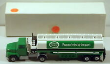 DTE CANADIAN MATCHBOX SUPERKINGS SK-16 QUAKER STATE TANK TRUCK IN WHITE PROMO