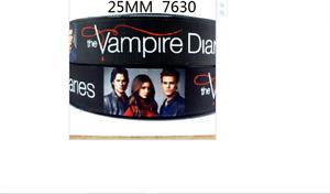 The Vampire Diaries Ribbon 1m long 25mm wide