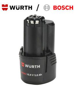 Batteria Würth / Bosch 0700996214 2000mAh 2,0Ah 10,8V Li-ion
