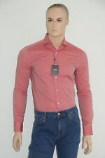 NEUF HUGO BOSS chemise tailored taille 40 prix recommandé 149,95 € slim fit