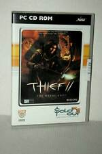 THIEF II THE METAL AGE GIOCO USATO OTTIMO PC CD ROM VERSIONE ITALIANA RS2 48048