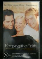 Keeping the Faith (VHS, 2004)