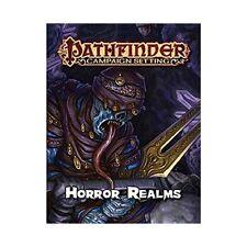 Pathfinder RPG: PRESALE Campaign Setting - Horror Realms Paizo New
