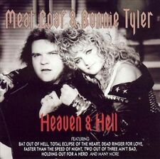 MEAT LOAF/BONNIE TYLER - HEAVEN & HELL NEW CD