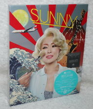 Sheena Ringo Sunny Hiizurutokoro 2014  Japan Ltd CD+BLU-RAY (Shiina) BD