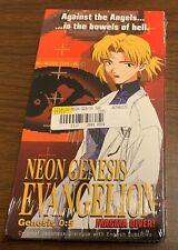 Neon Genesis Evangelion Volume Genesis 0:5 Magma Diver Japanese VHS NEW & SEALED