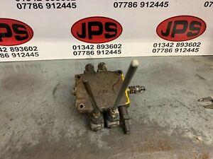 two lever hydraulic valve block / control block......£50+VAT