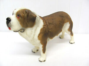 Vintage 1970s Breyer ST BERNARD Dog 328