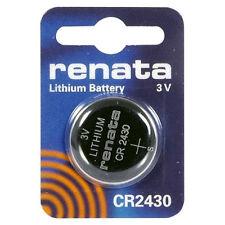 CR2430 Renata Lithium 1 Battery 2430