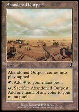 AVAMPOSTO ABBANDONATO - ABANDONED OUTPOST Magic ODY Mint