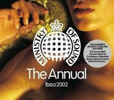 Various Artists : Ministry of Sound: The Annual Ibiza 2002 CD