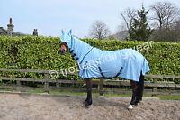 "HORSE FLY RUG/SHEET FULL NECK + FREE FLY MASK Size 6'6"""