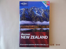 Lonely Planet-Discover New Zealand, Trave Guide, Full Color-Lonely Planet