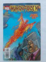 Human Torch Comic #10 - A Plague of Locusts Part 4 (Marvel Comics, April 2004)