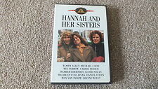 Hannah And Her Sisters (region 1 DVD) WOODY ALLEN