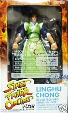 New Kaiyodo Revoltech SFO Street Fighter Reikochuu Painted