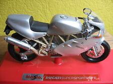 MOTO 1/18 DUCATI  900 FE 1998   MAISTO