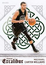 Michael Carter-Williams 2015-16 Panini Excalibur Basketball cartes à