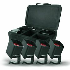 CHAUVET DJ Freedom H1 Battery-Powered Wireless LED Wash Light System -4 Fixtures